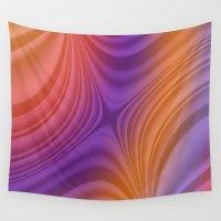 faith Wall Tapestries featuring Faith by Imagevixen
