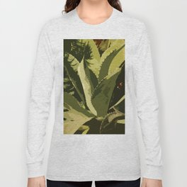 Agave Abstract Long Sleeve T-shirt
