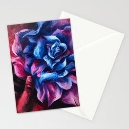 """""""Trust"""" Painting Stationery Cards"""