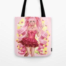 Cute & Pink Tote Bag