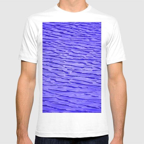 Ripple Abstract T-shirt
