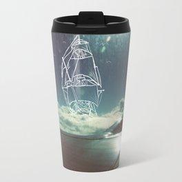 Sail the Skies Travel Mug