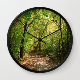 Nature's Anthem Wall Clock