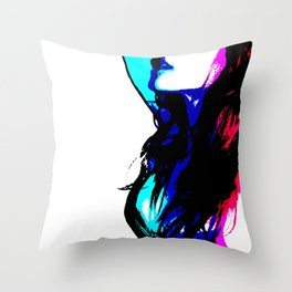 Joie 1 Throw Pillow