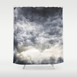 Cloudio di porno Shower Curtain