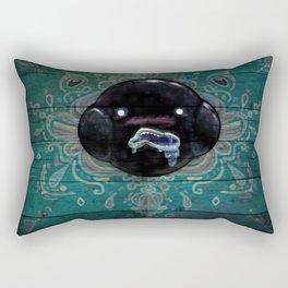 Oozing Blob Spirit Rectangular Pillow