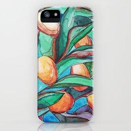 Kumquat iPhone Case
