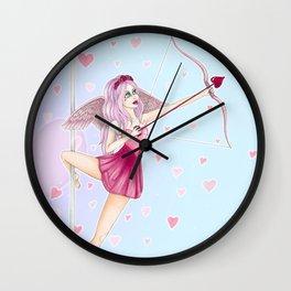 February 2017 Wall Clock