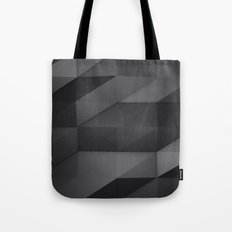 Faceted Tote Bag
