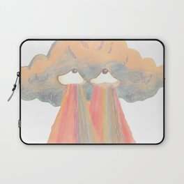 Cloud pink Laptop Sleeve