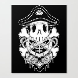 The Last Voyage Canvas Print