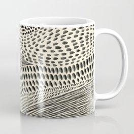 Hand Drawn Patterned Abstract II Coffee Mug