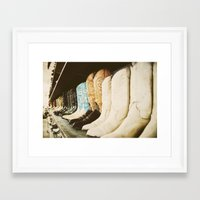 texas Framed Art Prints featuring Texas by Teal Thomsen Photography