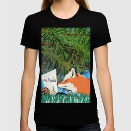 The fox and the Little Prince T-shirt