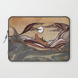 Winkin' Blinkin' & Nod Laptop Sleeve
