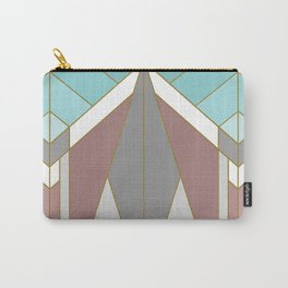 ART DECO G2 (abstract geometric) Carry-All Pouch
