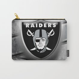 Oakland NFL Raiders Carry-All Pouch