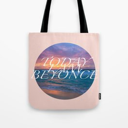 Inspirational Poster Tote Bag