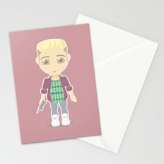 Saved by the Bell Stationery Cards