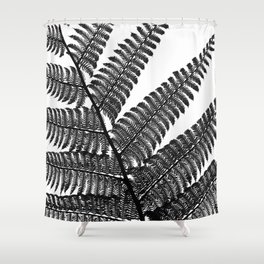Cyathea I Shower Curtain