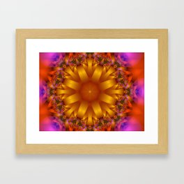 Lucid Framed Art Print