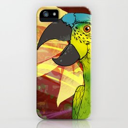 Loro iPhone Case