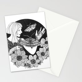 Daydreamer (Aurora Aksnes) Stationery Cards