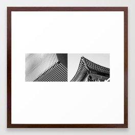 MODERN/TRADITIONAL Framed Art Print