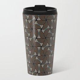 Horrible Patterns ~ Curves 80s Travel Mug