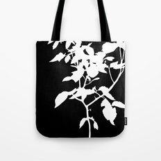 White Nature Tote Bag