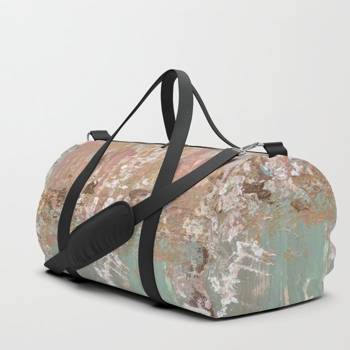 Spring Poetry - Abstract Art Duffle Bag