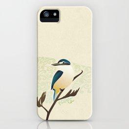 Kotare iPhone Case