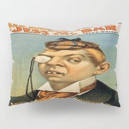 Vintage poster - Lord Archibald Cunningham Pillow Sham