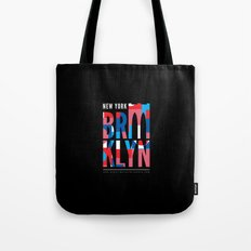 Brooklyn Bridge Remix // www.pencilmeinstationery.com Tote Bag
