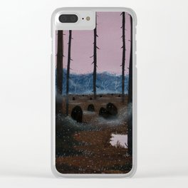 Lurkers Clear iPhone Case
