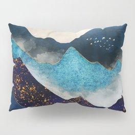 Indigo Peaks Pillow Sham