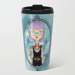 Space Girl Travel Mug