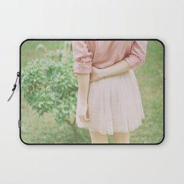 Peach Laptop Sleeve