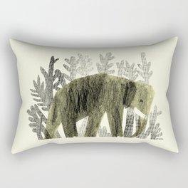 Camouflage Rectangular Pillow