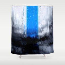 Abstract Art XIV Shower Curtain