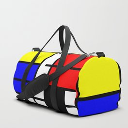 Mondrianista Duffle Bag