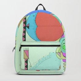 El sagitario que da amor Backpack