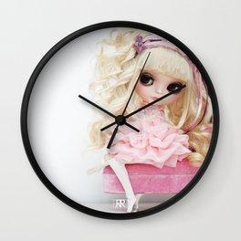 Erregiro Blythe Custom Doll Japanese Lolita Girl Kumiko Wall Clock
