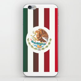 Mexicano Stripes iPhone Skin