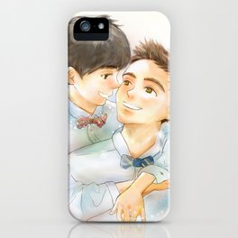 The Vow  iPhone Case