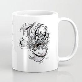 Bat (Failing at Life) Coffee Mug