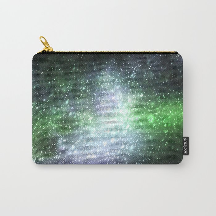 Falling sparkles Carry-All Pouch