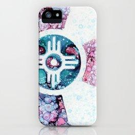 Wichita Pink by Heather Hayes - iPhone Case