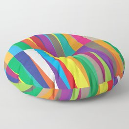Geometric No. 1 Floor Pillow