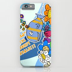 HOORAY THE HONEY WHALE Slim Case iPhone 6s
